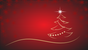 Business network and clients: Season's greetings