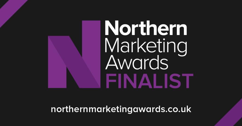 Marketing Awards Finalist 2020 for ABM