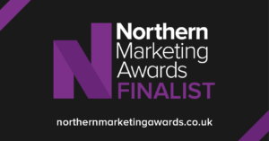 Marketing Awards Finalist 2020 for ABM