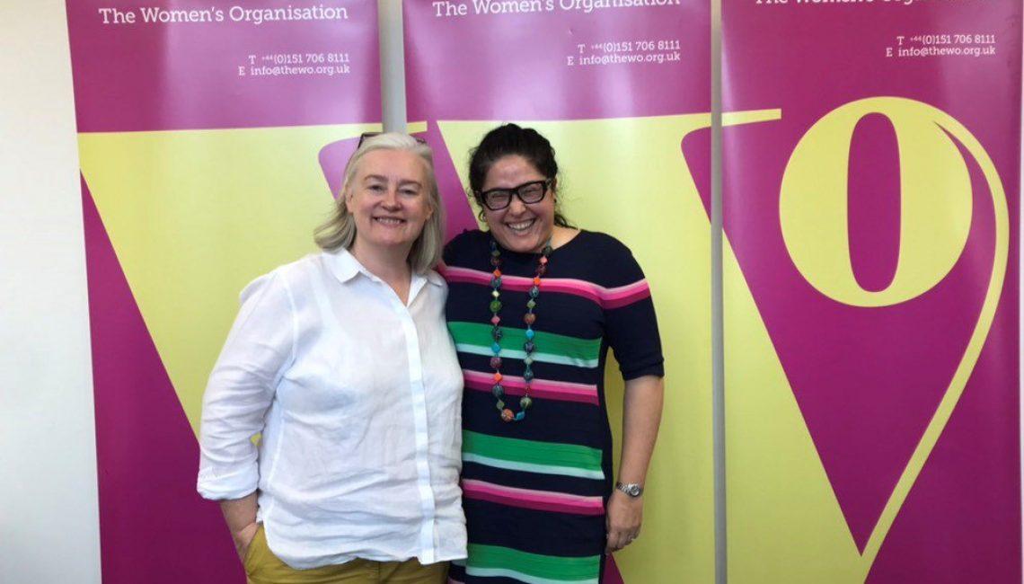 The Women's Organisation partnership